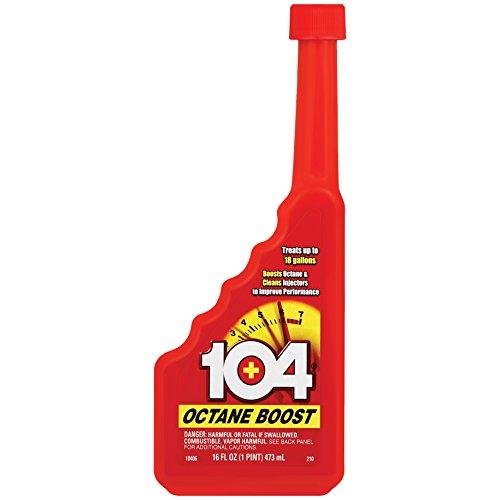 104+ (10406-6PK) Octane Boost - Boosts...