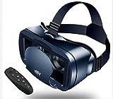 VR Lunettes VR Casque Compatible avec Android/iOS, Casque de réalité...