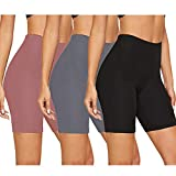 GAYHAY Bike Shorts for Women - Soft Stretchy Under Dresses Pants for Athletic Workout Running Yoga...