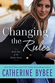 Changing the Rules by Catherine Byee Amazon Book Cover