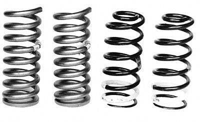 Ford Racing M5300C Front/Rear Spring Kit For 79-00 Mustang