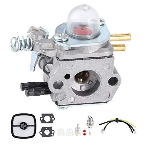 Jeffergarden Carburatore Echo HC1500 tagliasiepi 12520005962 per Zama C1U K51, Kit di Messa a Punto Accessori per tagliasiepi