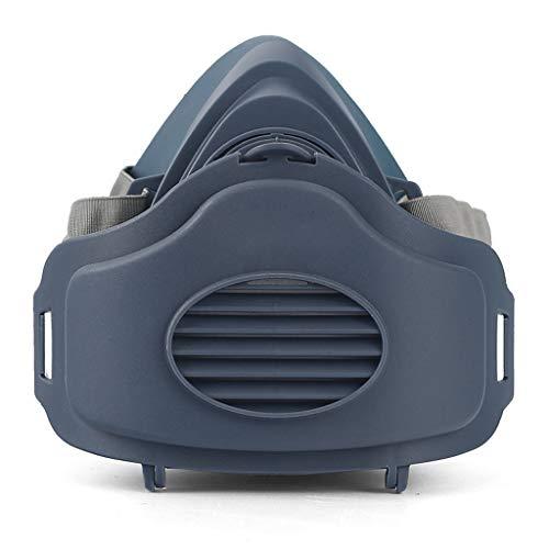 GUANGSHAN 1Set Mouth-Muffles Respirator Cotton Filter Protective Mouth-Muffles