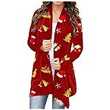 wyzesi Pull Femme col v Cachemire Sweat Capuche Homme Veste Femme Capuche Oreille Vêtements Trench-Coat ete t Shirt Femme Sport Chandail Bebe Rouge XL
