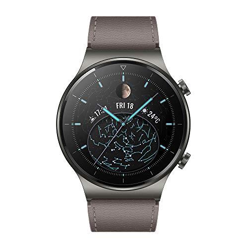 """HUAWEI Watch GT 2 Pro - Smartwatch con Pantalla AMOLED de 1.39"""", hasta Dos semanas de batería, GPS y GLONASS, SpO2, 100 Modos de Entrenamiento, Llamadas Bluetooth,"""