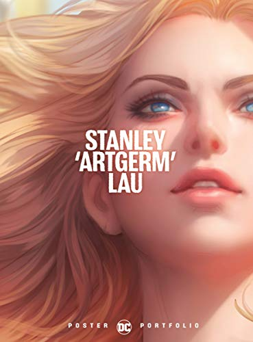 DC Poster Portfolio: Stanley 'Artgerm' Lau