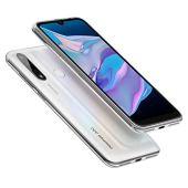 "Q20 positive smartphone, 4gb ram, 128gb, 6.1 ""screen, 13mp wide, 5mp ultrawide and 2mp depth camera, 8mp front camera, pearl white"