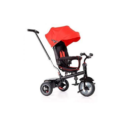 MOLT-Urban Trike Central Park Triciclo con Sedile Girevole e reclinabile, Multicolore, Taglia Unica...