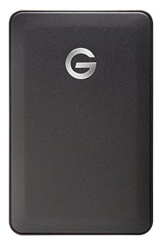 G-Technology (HGST) G-DRIVE mobile USB 3.0対応 2TB 外付ポータブルハードディスクドライブ 【3年保証】 0G04863AZ