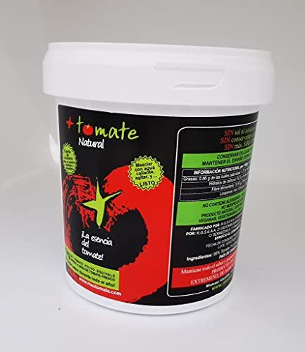 Tomate Natural en Polvo Deshidratado - El NUEVO ingrediente