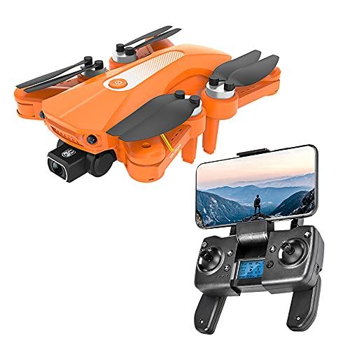 GPS Drone con La Macchina Fotografica per Adulti di Tornare a Casa 20 Minuti di Tempo di Volo 4K/8K UHD Mini FPV Quadcopter con Video In Diretta Motore Brushless Follow Me Facile