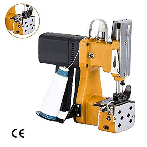 4YANG Macchina da Cucire Portatile Closer Stitcher Impacchettatrice elettrica Sigillatura Cuciture...
