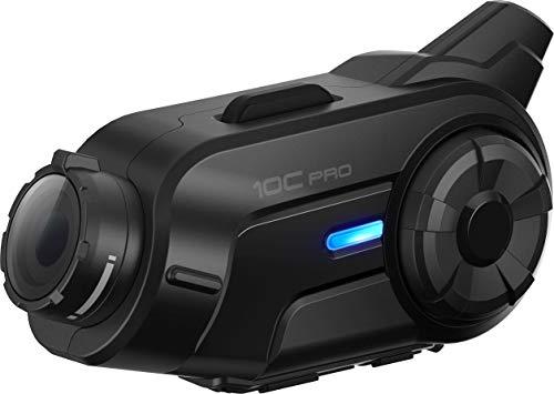 Sena 10C-PRO-01 Bluetooth Intercom, color Negro