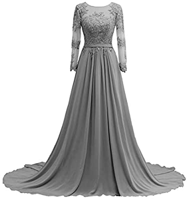 Feature:New,Custom Made is accepted and no need extra cost Sheer Neck and long sleeves can be lined if you need,support optional color from our color chart. This evening dresses in Khaki and champagne is hot sale ,if you order these two colors ,and w...