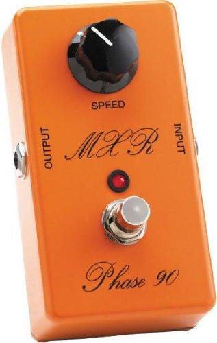 【徹底解説】John Mayer(ジョンメイヤー)のエフェクターボード・機材を解析!ギターを支える機材の数々を紹介!【ペダル・アンプ金額一覧】 MXR CSP-101CL Custom Shop Script Phase 90 with LED Phaser ペダル【並行輸入品】