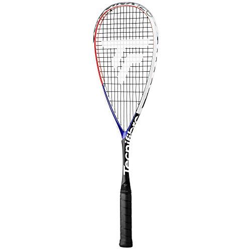 Tecnifibre Carboflex Air Shaft 125 Graphite Squash Racket (Multicolour)