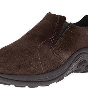 Merrell Men's Jungle Moc Slip-On Shoe,Fudge,11 M US
