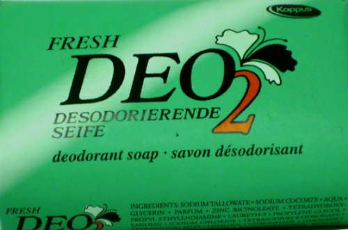 KAPPUS Deoseife 2 fresh 100 g Seife