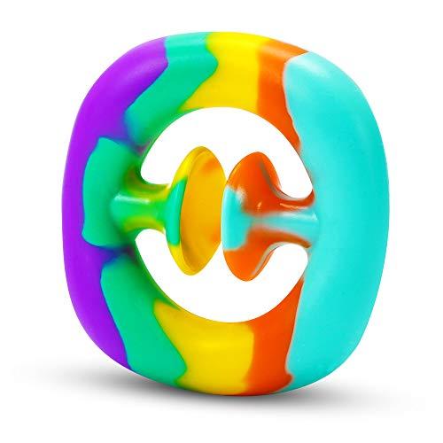 Stress Relief Snapper Fidget Toy, Party Popper Noise Maker,...