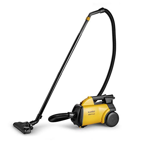 Eureka 3670M Mighty Mite Canister Cleaner, Lightweight Powerful Vacuum...