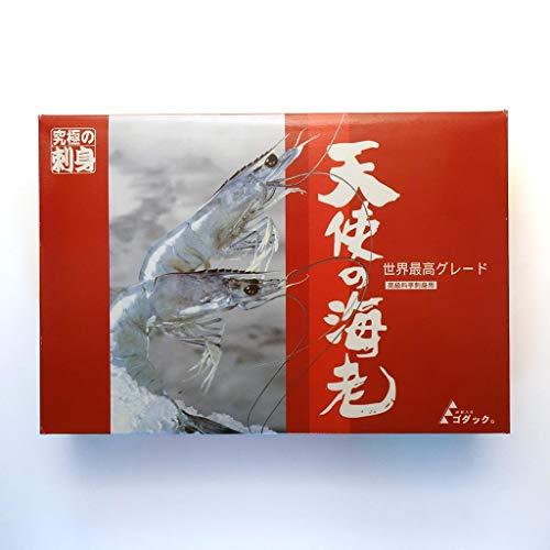天使の海老 標準サイズ1Kg箱入り(規格:30/40)