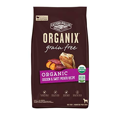 Castor & Pollux ORGANIX Grain Free Organic Chicken...