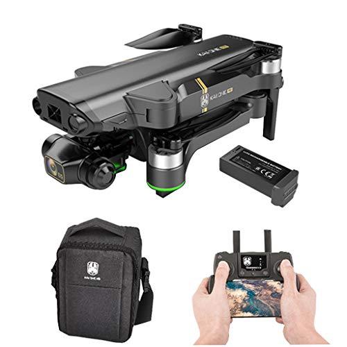Gazechimp Pieghevole GPS Drone 3-Axis Gimbal Brushless Motor Doppia Fotocamera 8K HD 1.2km Quadcopter 25 Minuti di Volo Tempo