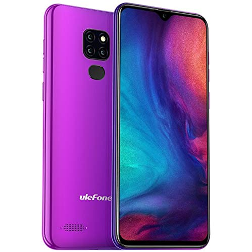 Teléfono móvil (2019), Ulefone Note 7P, 4G Dual SIM Smartphone...