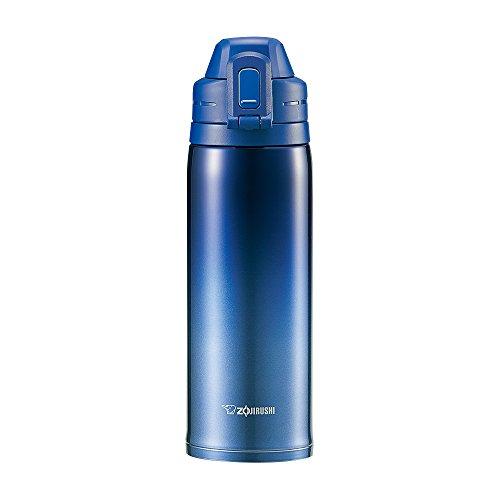 Zojirushi SD-ES08AZ Cool Bottle Stainless Steel Mug, 28-Ounce, Gradation Blue