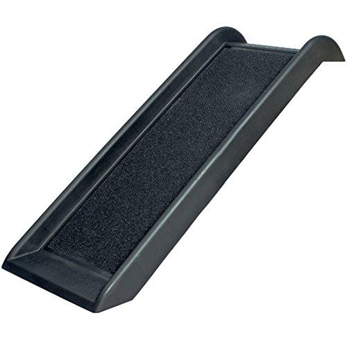 Good Life 40' L Black Non-Skid Pet Ramp Ladder...