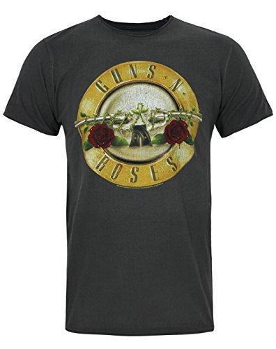 Uomo - Amplified Clothing - Guns N Roses - T-Shirt (M)
