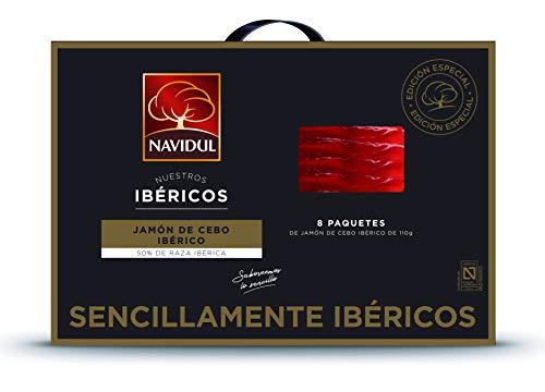 Navidul Maletín de Jamón de Cebo Ibérico (50% raza ibéri