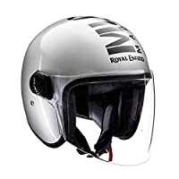 An ideal fit for riders who look for the classic MLG signature style and ease of an open face helmet with a face long visor. Shell construction: Strength of single unit ABS shell. Visor Style: Demi-jet open face with a long visor. Visor Construction-...