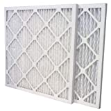 US Home Filter SC80-14X18X1-6 MERV 13 Pleated Air Filter (Pack of 6), 14' x 18' x 1'