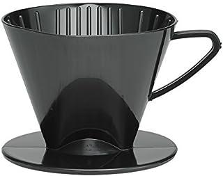 HIC Harold Import Co. 2662 coffee filter cone, no.2-Plastic, Black