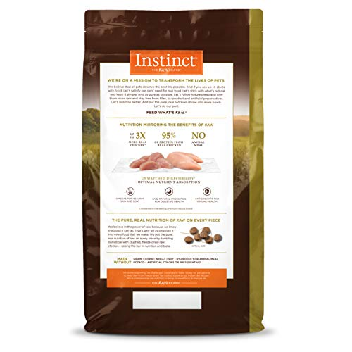 Product Image 2: Instinct Ultimate Protein Grain Free Cage Free Chicken Recipe Natural Dry <a href=