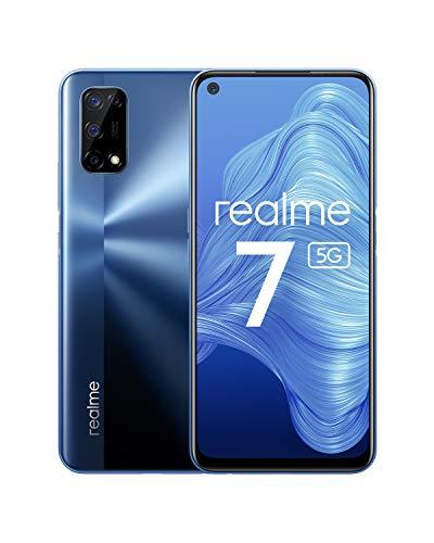 realme 7 5G - smartphone de 6.5, 6GB RAM + 128GB de ROM, 120Hz...