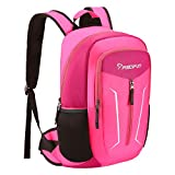 Piscifun Cooler Backpack - Leakproof Insulated Cooler Bag - Soft Lightweight Backpack Cooler for Men & Women - Keeps Food and Drinks Cold - for Picnic, Fishing, Hiking, Camping, Park, Day Trip Pink