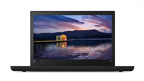 Lenovo ThinkPad E480 Laptop, 14-Inch High Performance Windows Laptop, (Intel...