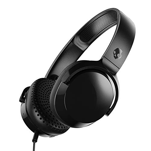 Skullcandy Riff On-Ear Headphones, Black...