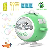 HéLicoptèRe Machine à Bulles Automatique Pour Enfants -Produit Bulles De...