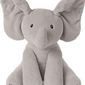 GUND Baby - Peluche de Elefante con Movimiento y Sonido