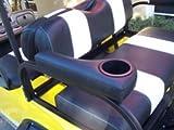 Performance Plus Carts Stenten Golf Cart Accessories AR0CBL Arm Rest...