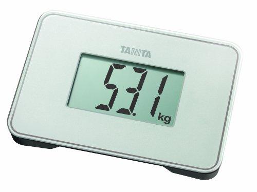 Tanita - HD-386 PR - Micro Balance de Voyage - Blanc Perle