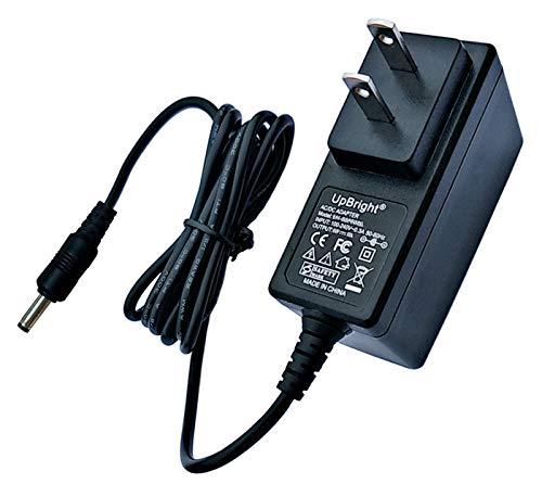 UpBright 12V AC/DC Adapter Compatible with LG BP550 BP135 BPM55 BP255 BPM25 BP325 BP325W BP350 BP155 BP300 BP250 BP450 BP-125 BP335 BPM33 DP-172BP DP172BP DP-9800 Dp-ac90 Mpa-630 YAESU NC-88C E-DC-19A