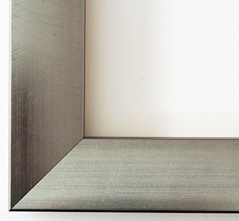 Wandspiegel Spiegel Badspiegel Bergamo 40 Silber 40