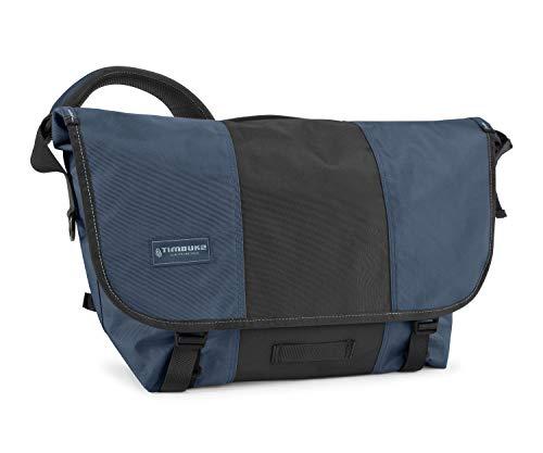 Timbuk2 Unisex's Classic Messenger Bag, Dusk Blue/Black, M