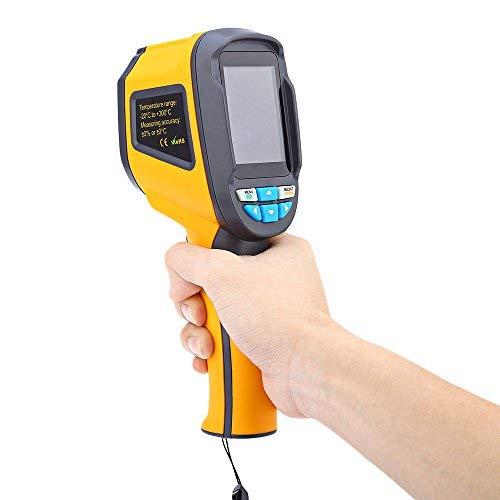 Hti HT-02D Thermal Imaging Camera, Handheld...
