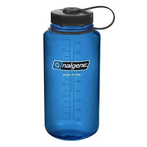 nalgene(ナルゲン) カラーボトル 広口1.0L トライタンボトル ブルー 91315