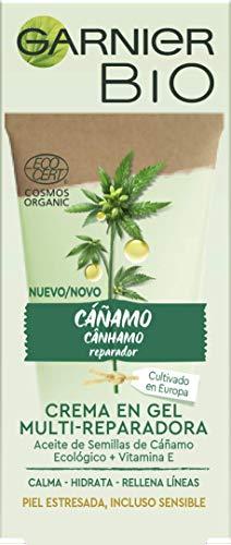 Garnier Bio, Crema en Gel Multi-Reparadora con Aceite de Sem